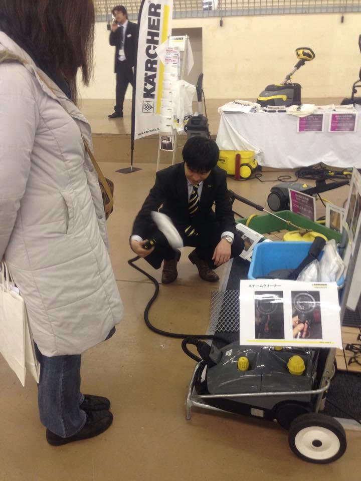 ホシザキ展示会2
