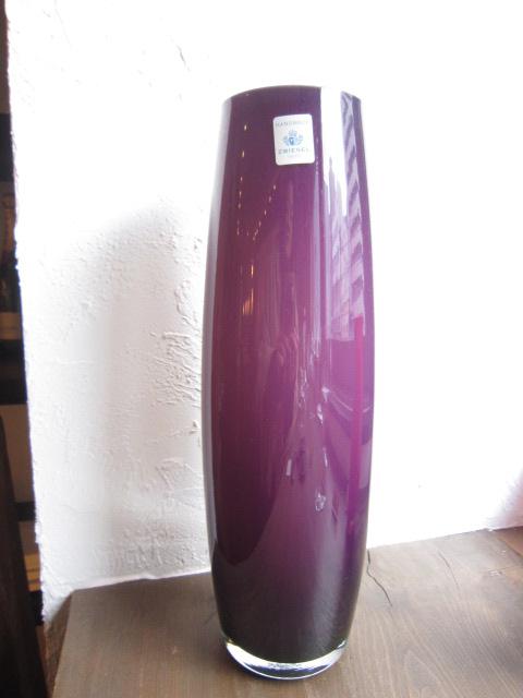 SAIKU(花瓶)パープル by ツヴィーゼルクリスタルガラス社