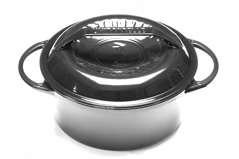 燕三条・ステンレス鋳造ホーロー鍋 「リロンデル」