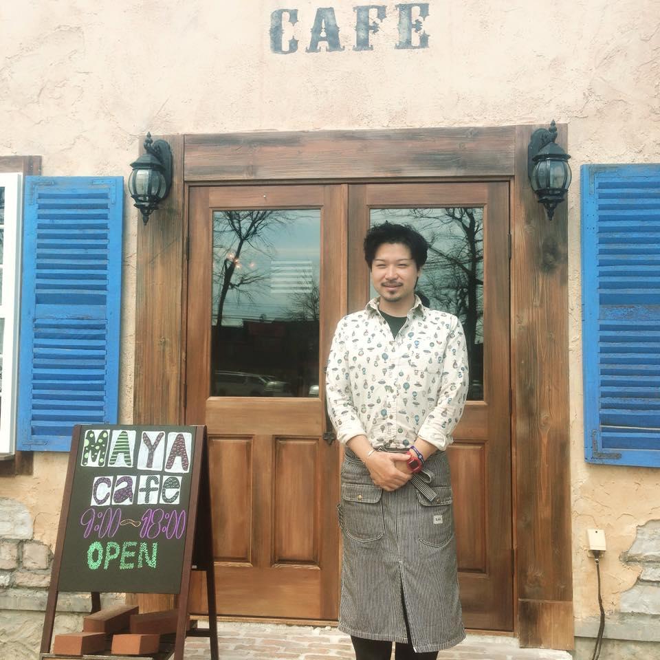 飲食店のご紹介「MAYA CAFE 」さん